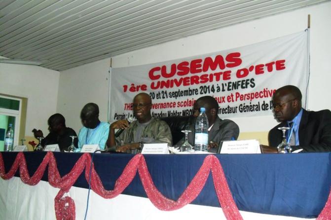 Contre le coronavirus: Le Cusems soutient le corps médical mobilisé