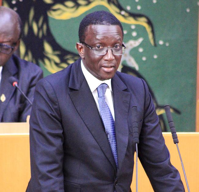 Guégerre à l'Apr-Parcelles : Amadou Ba, accusé promet une solution