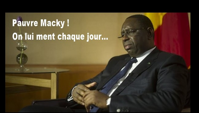 Complots Au Cœur De La République : Des Faux bulletins de renseignements remis à Macky Sall