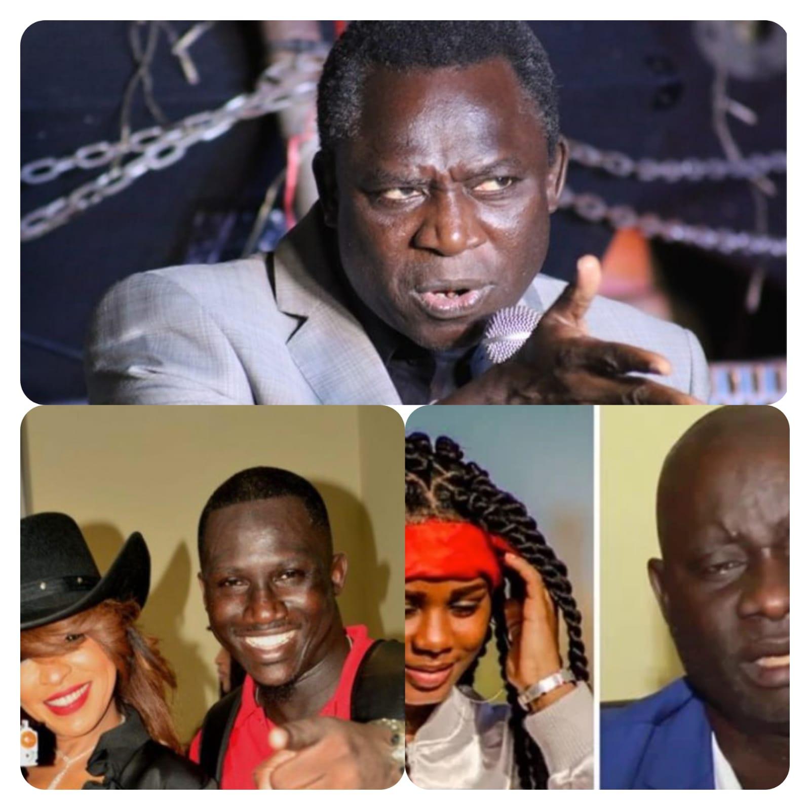 VIDÉO: Thione Seck réagit sur l'affaires de visas, Djidiak manager de Viviane, Diop Iseg et Dieyna