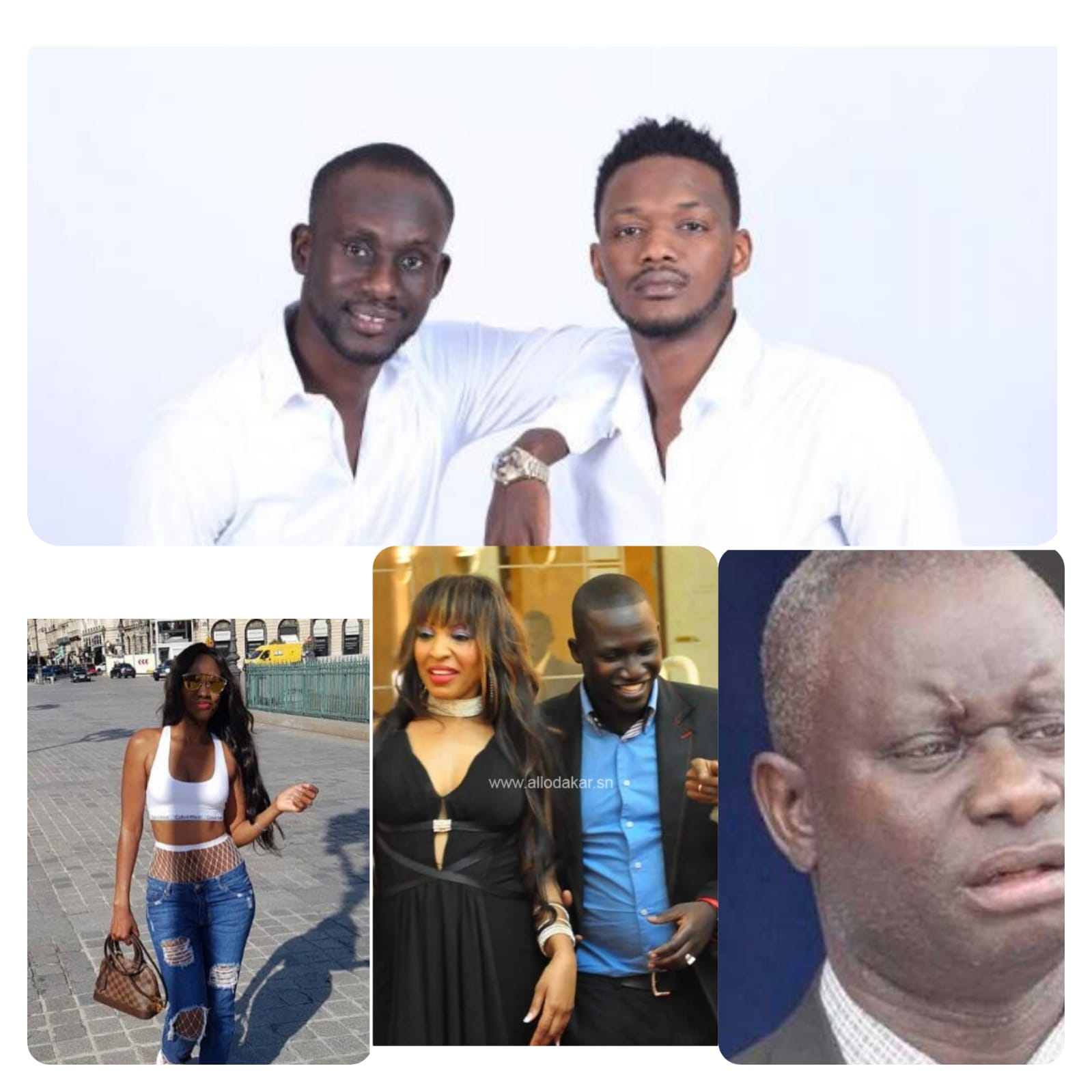 Les surprenantes révélations de Akhlou Brick sur Queen Biz, affaires Diop ISEG Dieyna,et l'histoire du manager de Viviane Djidiack sur les visas.