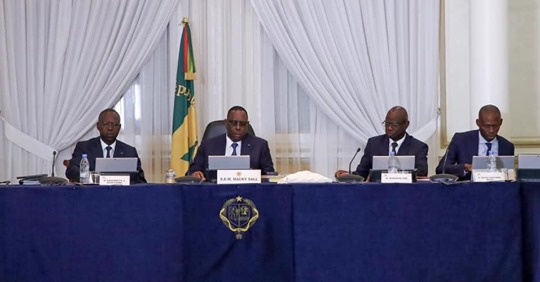Fonds de riposte au Covid-19 : Macky demande à chaque ministre de donner la somme de…