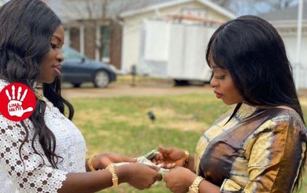 """""""Ngenté Taaw"""" : La petite sœur de Mbaye Diagne baptise sa fille aux USA"""