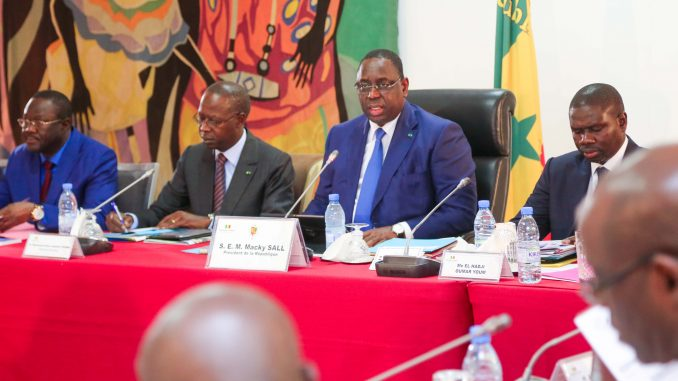 Communiqué du gouvernement sur le rapatriement des passagers sénégalais bloqués au Maroc