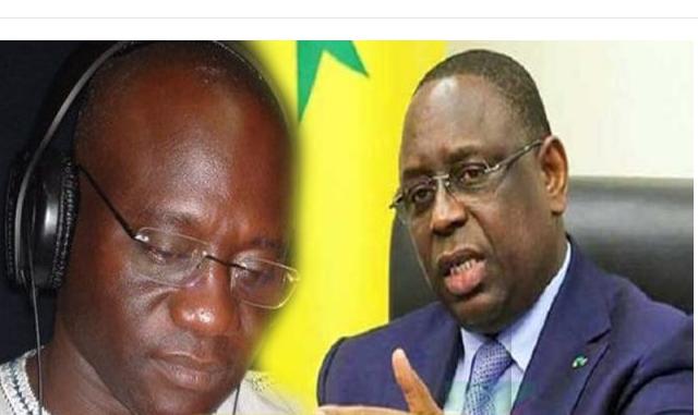 Décès du journaliste Mamadou Ndiaye Doss : Macky Sall réagit