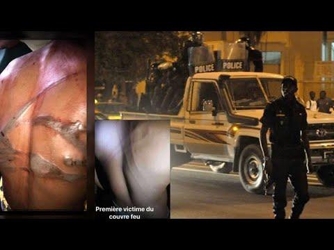 Urgent – #Couvrefeu : La police sanctionne ses agents zélés et met en garde les Sénégalais