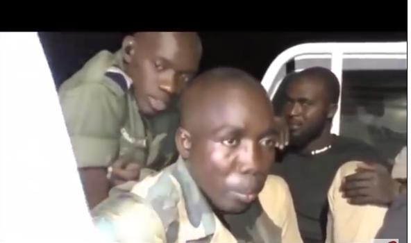 Urgent: Arrestation d'un faux gendarme ( Vidéo )