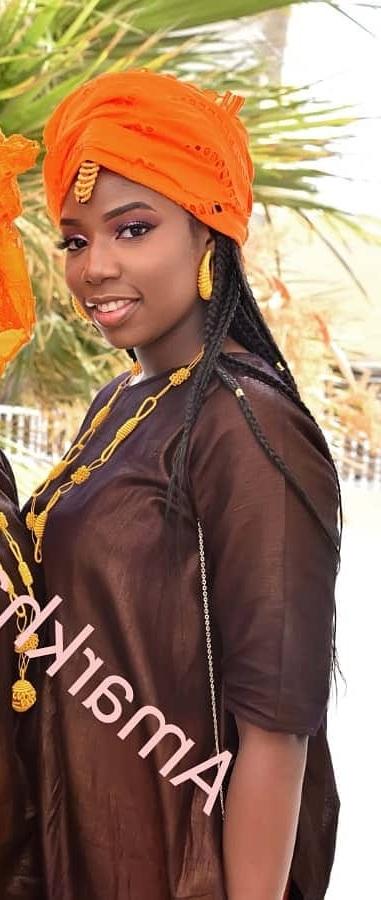 Admirez les dernières Photos de madame Dame Amar,Ndeye Sokhna N'Dour, Fille de Youssou N'Dour