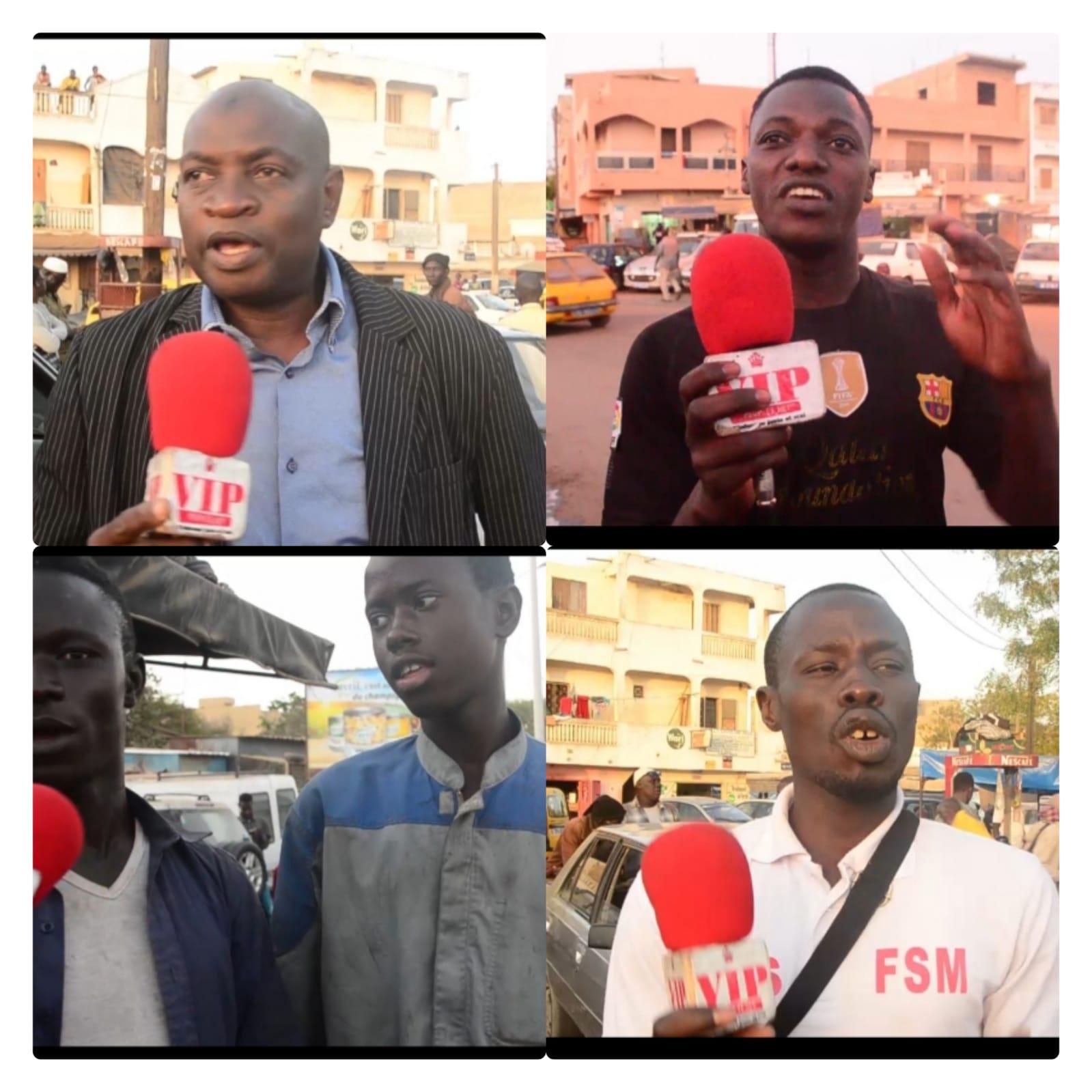 VIDÉO: Reportage du jour sur la situation des Sénégalais qui devraient rentrer chez eux avant 20H.