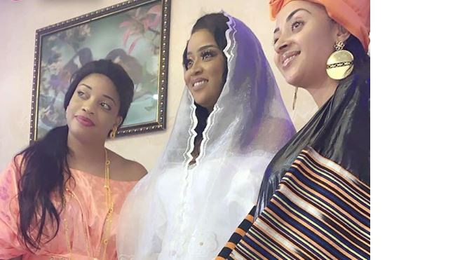 Mariage de Nabou/Koné: Admirez la belle complicité entre l'épouse de Wally Seck et la nouvelle mariée