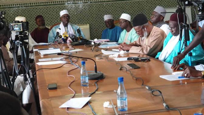 COVID-19 : Déclaration Commune des forces vives religieuses du Sénégal