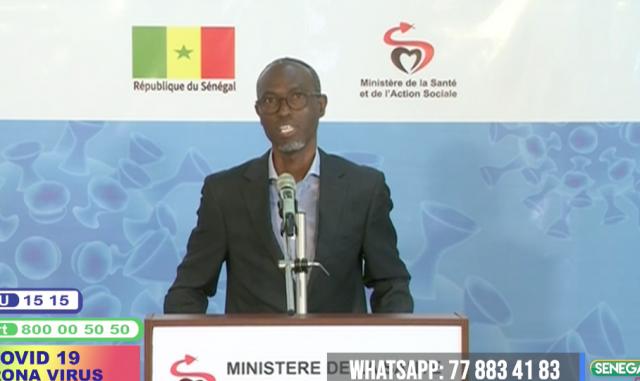 """Vidéo – Pr Moussa Seydi """"Le traitement par la Hydroxychloroquine guérit plus vite…"""""""