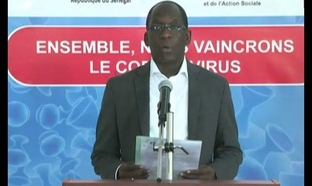 Dernière minute – Coronavirus : Le Sénégal enregistre 5 nouveaux cas, ce jeudi 2 avril