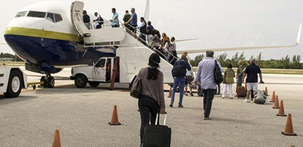 Près de 400 touristes français rapatriés de Dakar hier mercredi