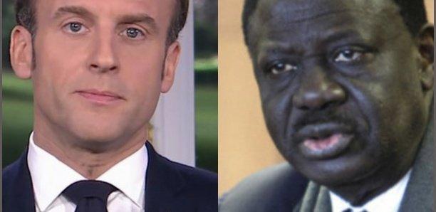 Décédé du Covid-19 : Voici l'hommage émouvant de Macron à Pape Diouf