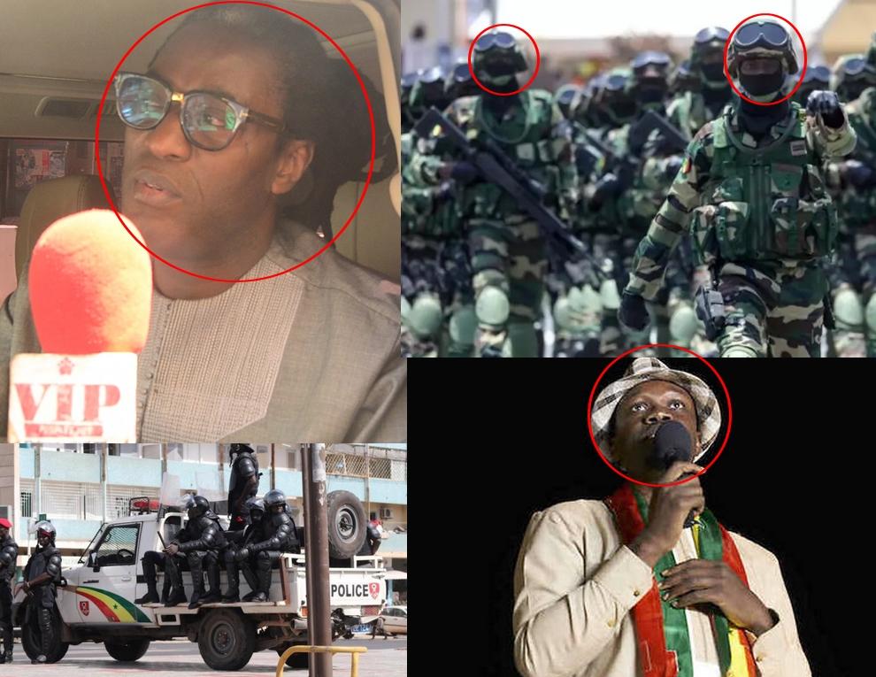 VIDÉO: Mame Goor Djazaka tire à boulet rouge sur Ousmane Sonko, et recarde ses propos sur l'armée Sénégalaise.