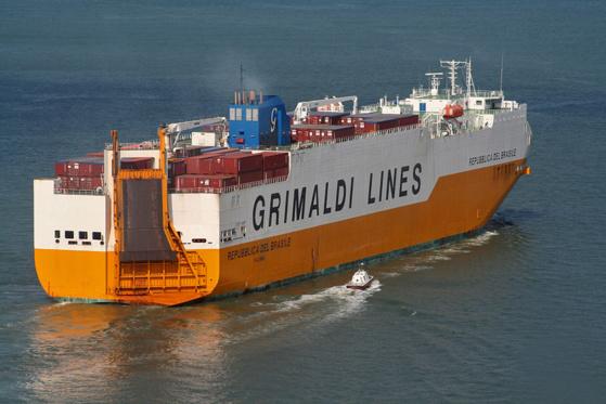 Affaire de la saisie record de drogue au port de Dakar: Grimaldi donne un chèque de 6 milliards FCFA et se barre avec ses deux navires