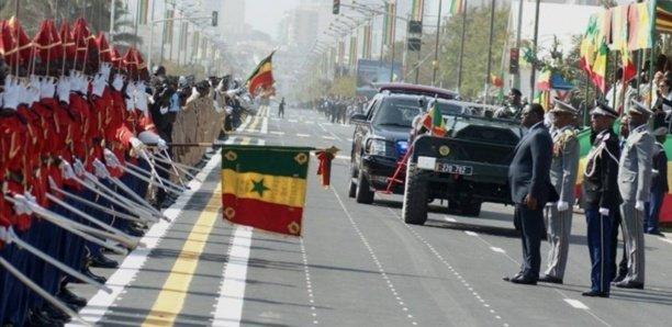 [SPÉCIAL 4 AVRIL] Armées sénégalaises : Le pas cadencé des premières troupes