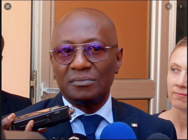 HOMMAGE A GOLBERT DIAGNE Par Abdoulaye DIOP, Ministre de la Culture et de la Communication