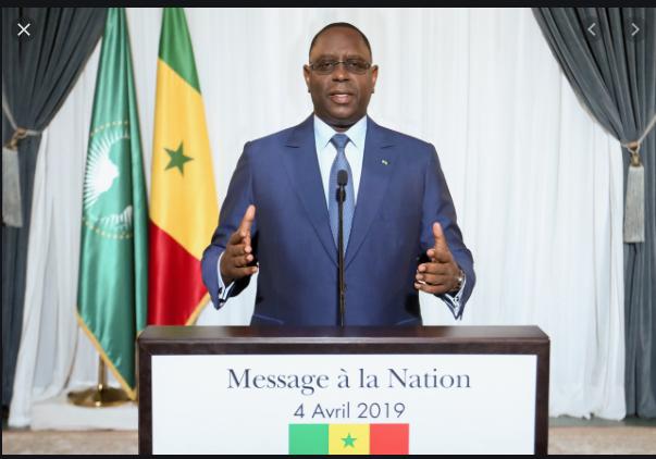 Suivez en direct le discours à la nation du président Macky Sall sur les 60 ans d'indépendance du Sénégal