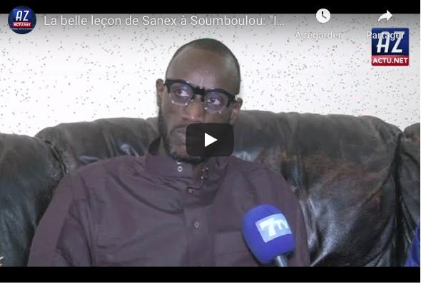 """La belle leçon de Sanex à Soumboulou: """"Il faut assumer et apprendre à avancer"""""""