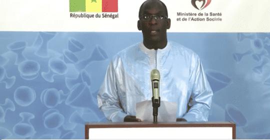 URGENT – Coronavirus : Le Sénégal enregistre 12 nouveaux cas (samedi 4 avril)