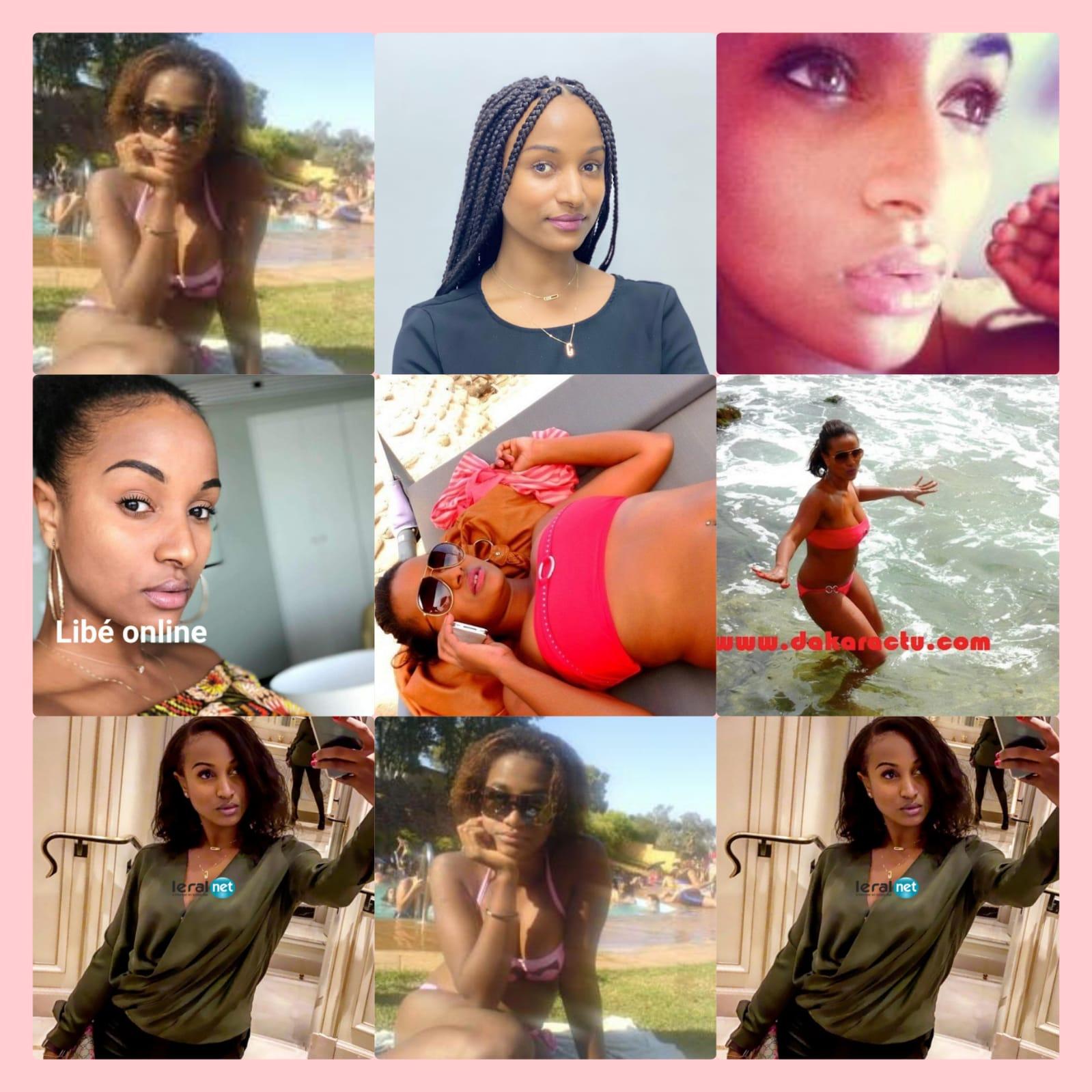 VIDÉO: Comment la jet-setteuse Hiba Thiam a perdu la vie suite à une .... devant ses amis dont un le mari de la fille d'un grand chanteur Sééngalais