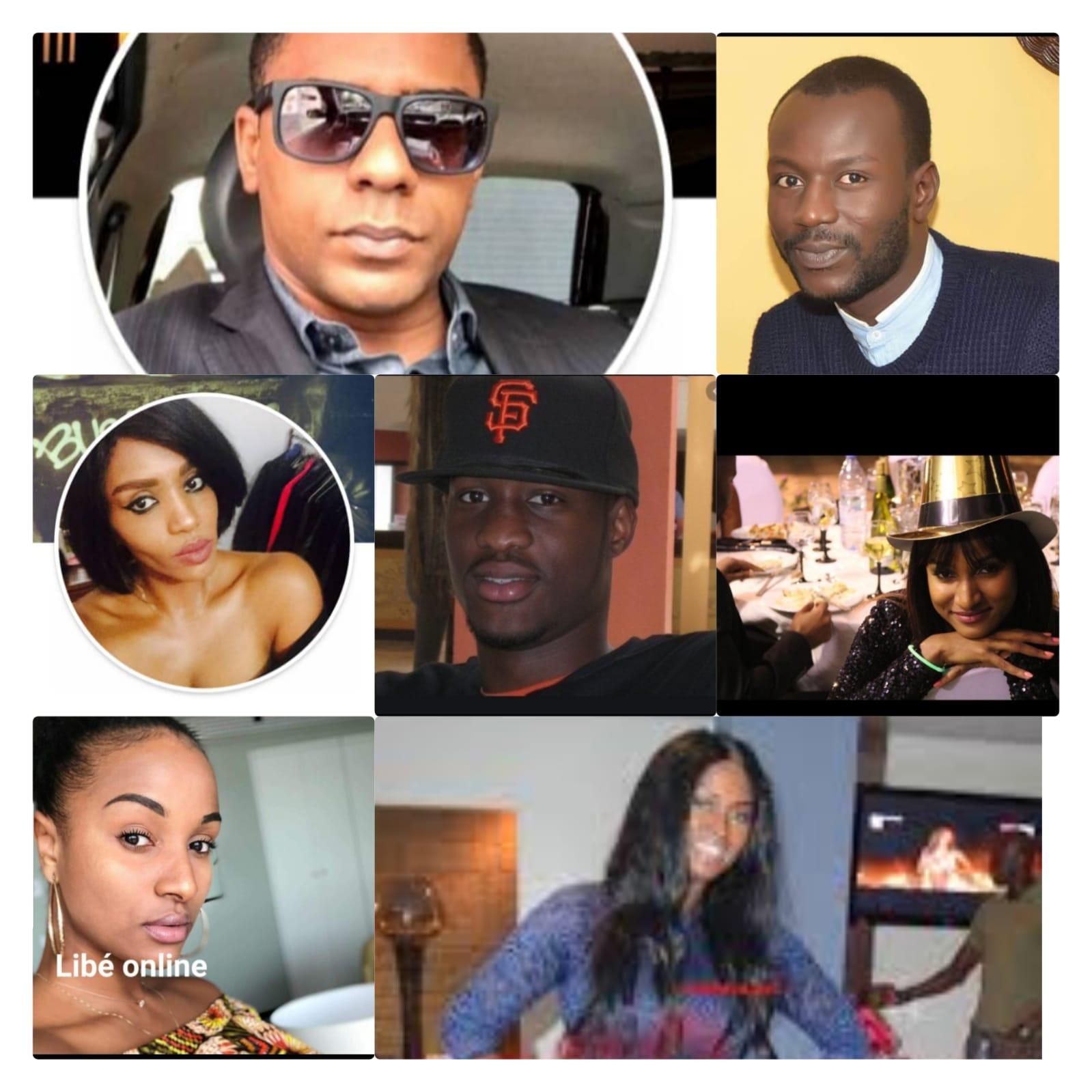 VIDÉO: Voici les personnes impliquées dans la mort atroce de la jet-setteuse Hiba Thiam dans l'appartement meublé de l'immeuble Garden
