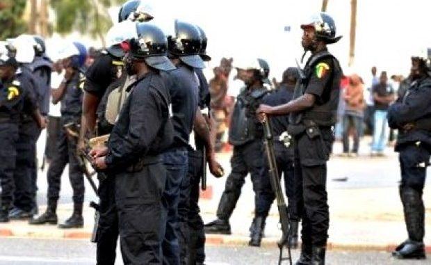 Etat d'urgence : Onze personnes placées sous mandat de dépôt