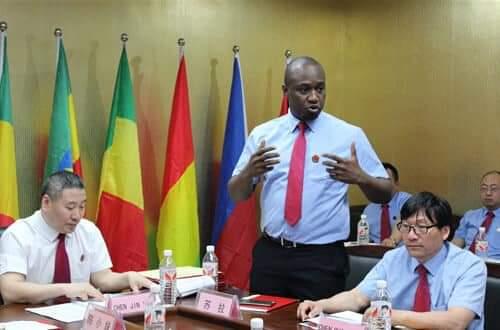 A la découverte de Sourakhata Tirera : Chef d'entreprise d'origine sénégalaise qui fait la fierté des africains en chine