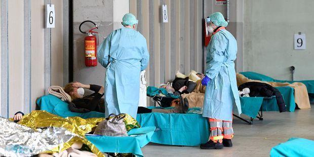Le cas positif de Louga envoie en quarantaine 3 agents de l'hôpital régional