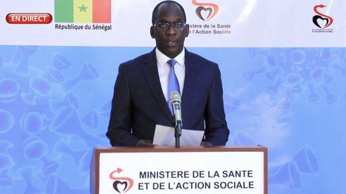 Derniere Minute – Coronavirus : Les Résultats Virologiques du jour …06 nouveaux cas confirmés au Sénégal, 10 guéris et aucun cas communautaire