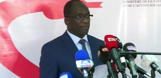 Suivez en direct la situation du Covid-19 au Sénégal du lundi 13 avril. (Ministère de la Santé)