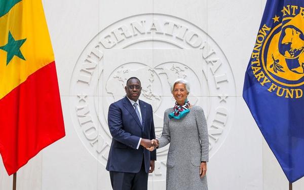 COvid-19 : Le FMI approuve 442 millions de dollars d'aide au Sénégal dans sa lutte contre le coronavirus