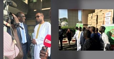 Attribution marché du gel à Youssou Ndour : Seydi Gassama assène ses vérités à l'État