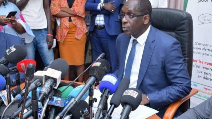 Diouf SARR sur les cas communautaires: « Il faut une discipline pour freiner la propagation »
