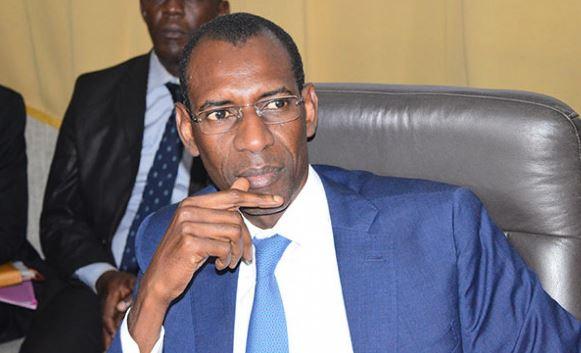 Contribution au fonds de riposte : Abdoulaye Daouda Diallo donne les chiffres :« Aujourd'hui, on est à 31 milliards… »