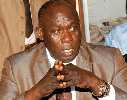Urgent : Baba Tandian Suspendu Pour 10 Ans: Baba Tandian dérangerait-il Babacar Ndiaye Pdt FSB?
