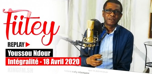 Urgent- Tfm : Youssou Ndour arrête l'émission Fiitey à cause de…