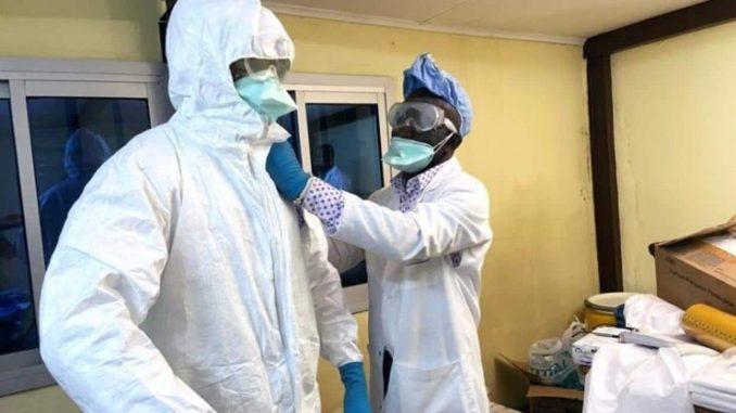 Covid-19 à Touba : 4 personnes contaminées par la pharmacienne-biologiste de l'hôpital Matlaboul Fawzyni