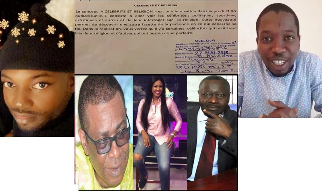 Rebondissement dans l'affaires 2STV TFM: L'employé de la 2STV Amadou Ndiaye monteur de Célébrité et religion balaie les mensonges de leur ex collègue Am Kouyaté cameraman. Regardez