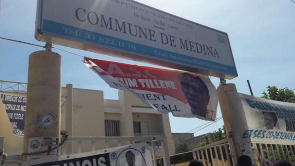 Mairie de Médina: Un virement d'une grosse somme fait polémique