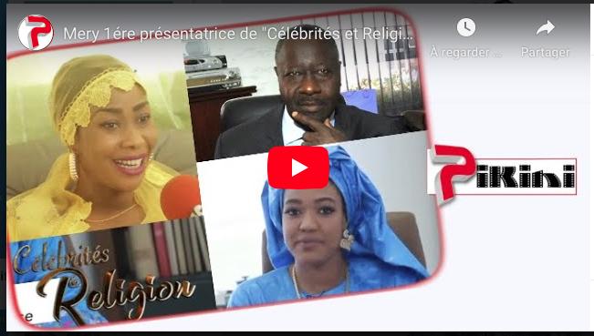 """Mery 1ére présentatrice de """"Célébrités et Religion"""" dit sa part de vérité entre 2stv, Tfm et Amadou"""