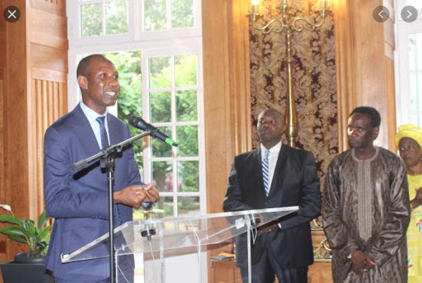 Urgent -France-Force covid Diaspora: Le président dissout le comité mis en place par le consul Amadou Diallo