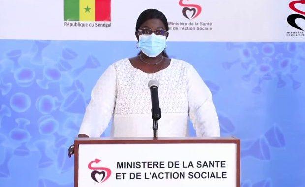 Dernière minute – Coronavirus : Le Sénégal enregistre 58 nouveaux cas ce mardi 5 mai