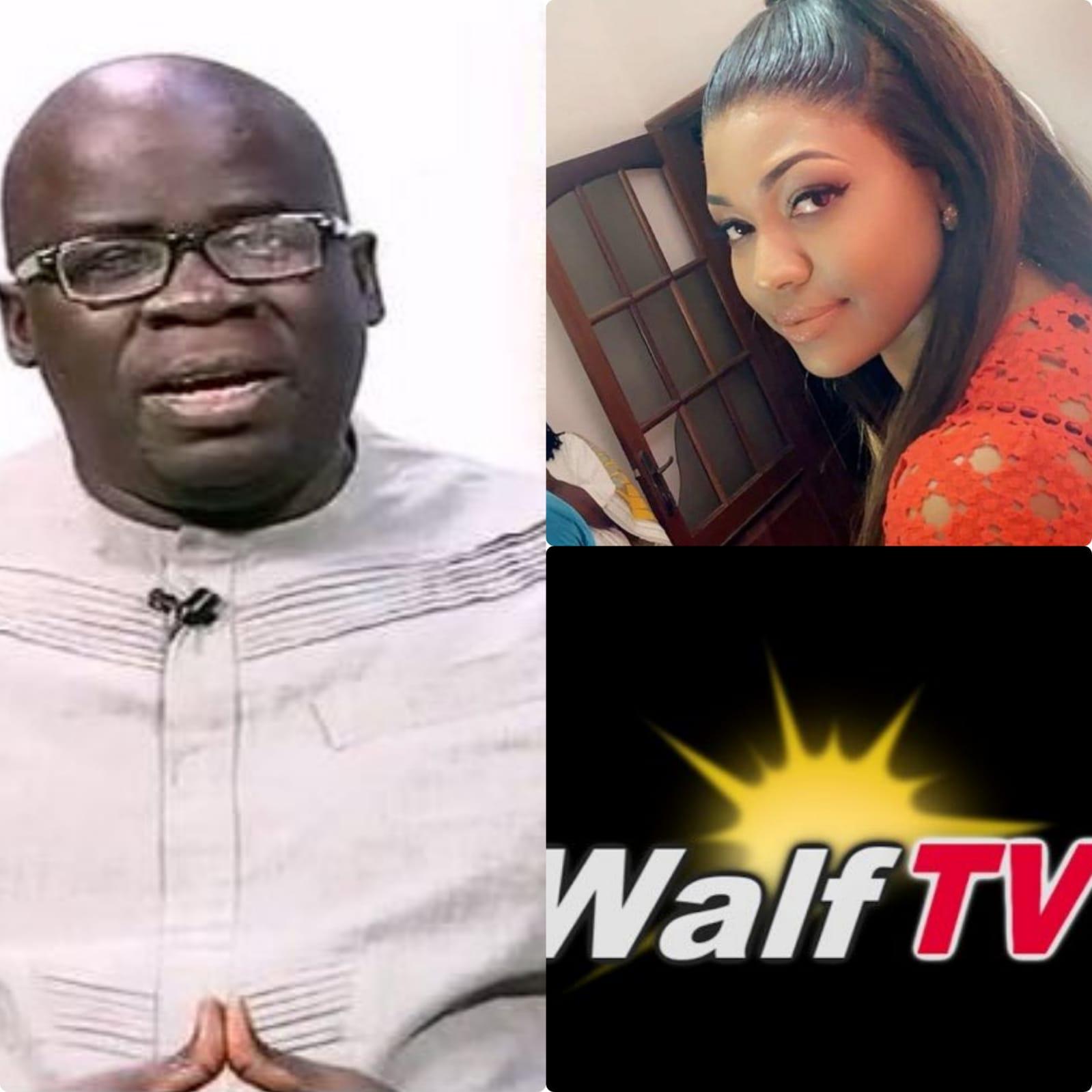 VIDÉO: Aprés la 2STV, Sa Ndogou de Walf Tv accuse Ya Awa de voler l'émission Ziar qu'animait Kabir Séne à Waff