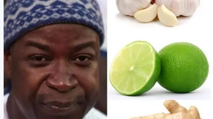 Covid-19 : Le Premier Ministre de Guinée Bissau guéri grace une banale infusion à base d'Ail, de Gingembre et de Citron
