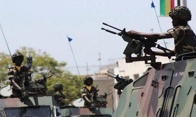 Kédougou : L'Armée déployée à la frontière pour stopper les cas importés au Covid-19