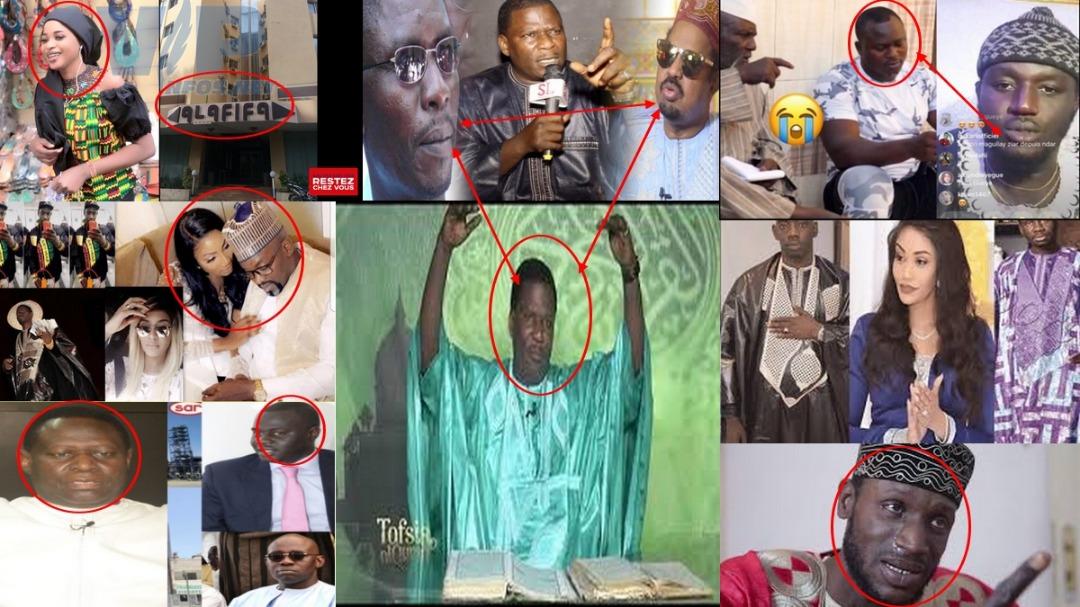 TANGE SHOW: Les mensonges de Adama Gaye, Amadou Ba tire sur son fils, DG SENELEC à la VAR, escroquerie une chargé de mission à la présidence, Bara Gueye et cie librent.