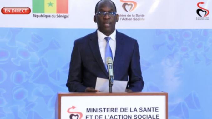 Covid-19 au Sénégal : 15e décès, 7 cas graves et 83 nouveaux tests positifs